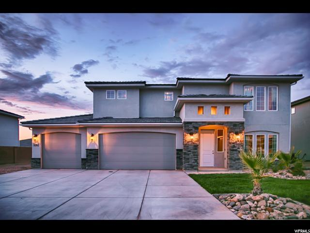 3263 E 3050 S, St. George, UT 84790 (#1601661) :: Powder Mountain Realty