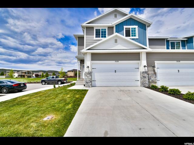 7535 N Cottage Ln, Eagle Mountain, UT 84005 (#1601685) :: Keller Williams Legacy