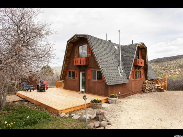 1607 S Tree Top Ln, Heber City, UT 84032 (MLS #1601745) :: High Country Properties