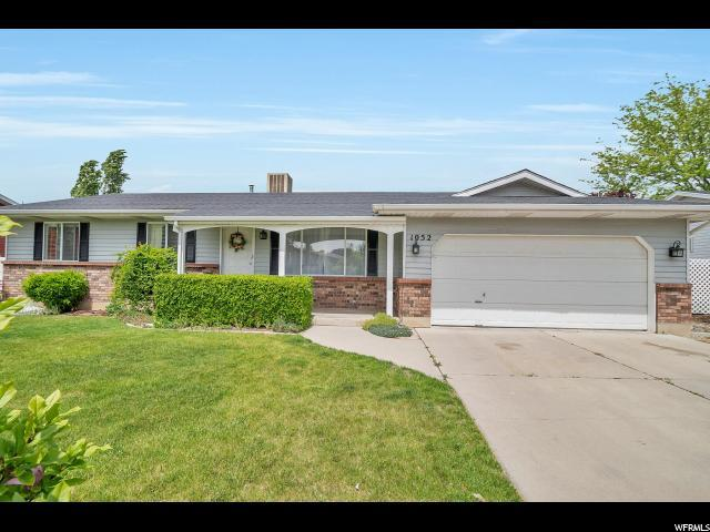 1052 W 1340 N, Orem, UT 84057 (#1601758) :: Keller Williams Legacy