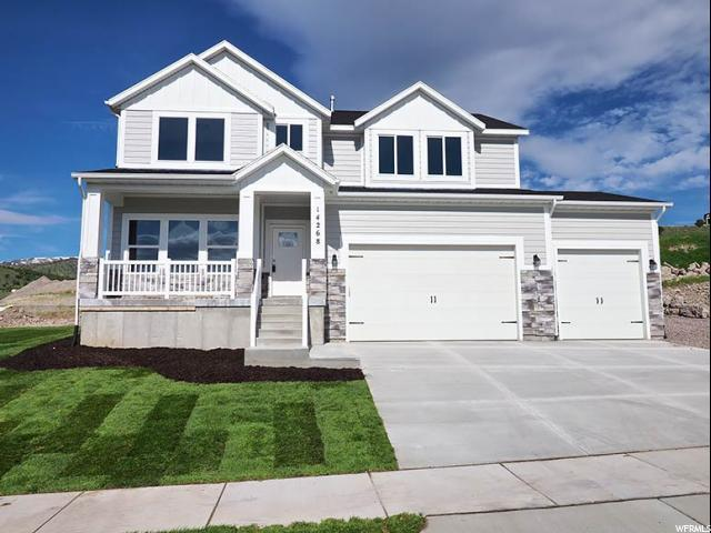 14268 S Brook Hts W, Herriman, UT 84096 (#1601791) :: Bustos Real Estate | Keller Williams Utah Realtors
