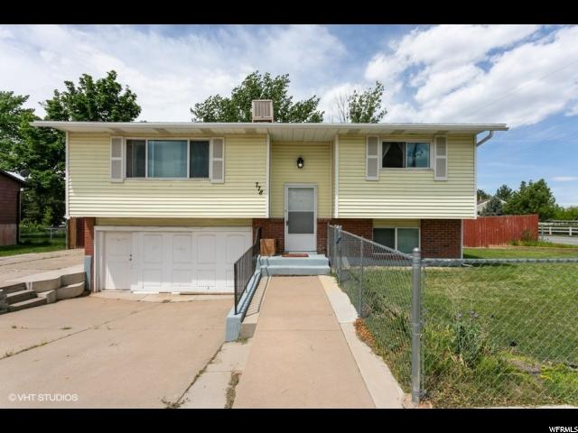 778 N 750 W, Clearfield, UT 84015 (#1601813) :: Action Team Realty