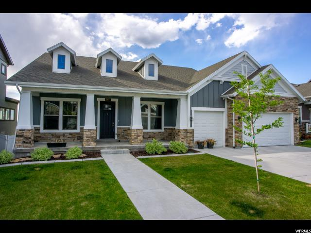 997 E Deer Heights Ct S, Draper, UT 84020 (#1601835) :: goBE Realty