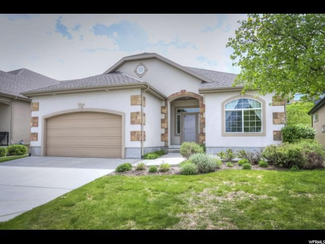 1644 Rolling Green, Draper, UT 84020 (#1601850) :: Colemere Realty Associates