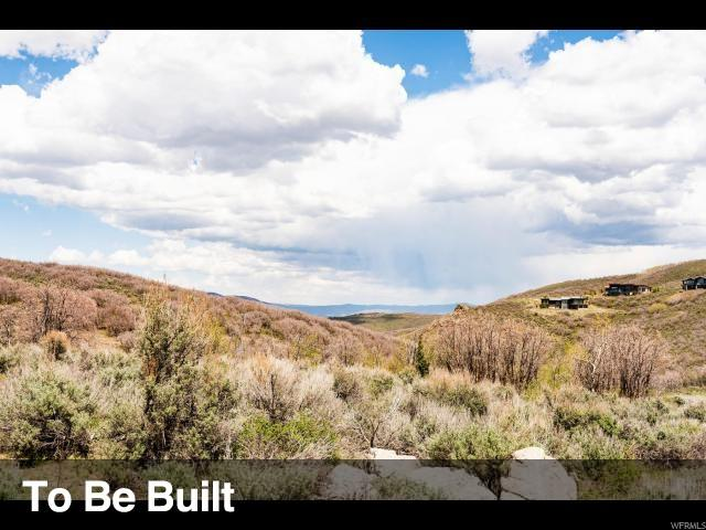 9911 N Hidden Hill Loop, Park City, UT 84098 (#1601863) :: Action Team Realty