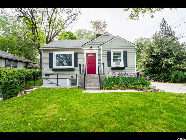 360 N 900 W, Provo, UT 84601 (#1601867) :: Action Team Realty