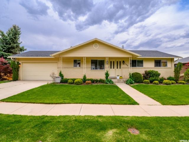 286 S 1000 St E, Bountiful, UT 84010 (#1601871) :: Exit Realty Success