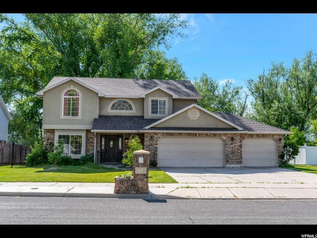833 N Mountain View Rd W, Centerville, UT 84014 (#1601882) :: Action Team Realty