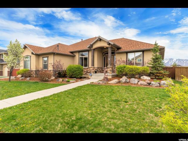 15155 S Briar Crest Ct, Draper, UT 84020 (#1601888) :: Big Key Real Estate