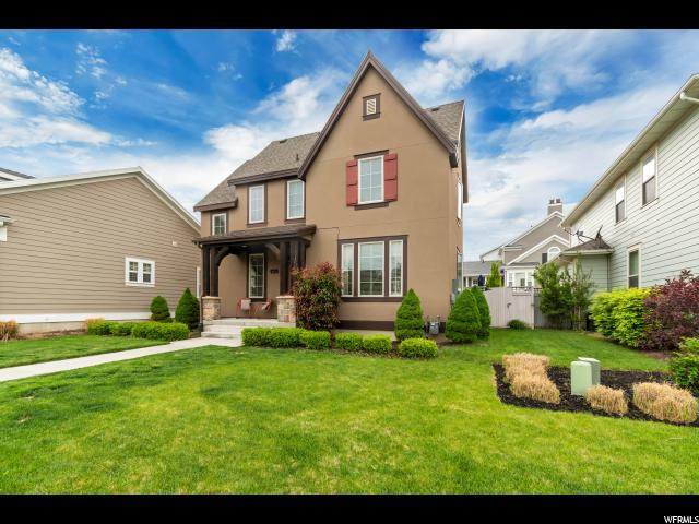 4633 W Vermillion Dr, South Jordan, UT 84009 (#1601895) :: Action Team Realty