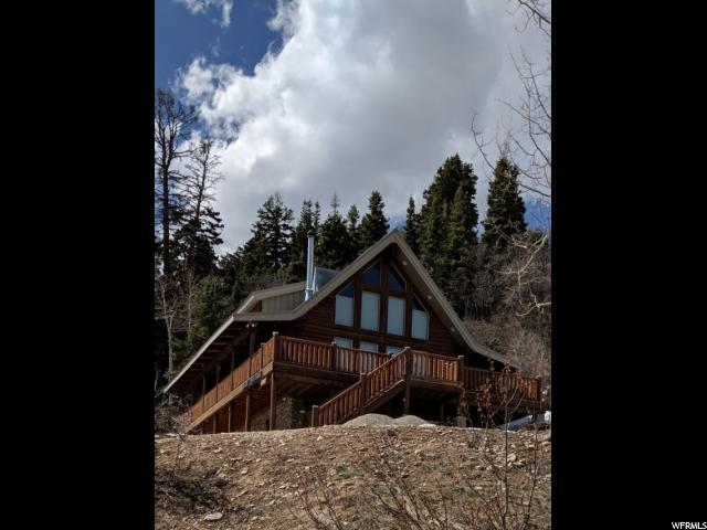 1414 W Elk Rd, Coalville, UT 84017 (MLS #1601902) :: High Country Properties