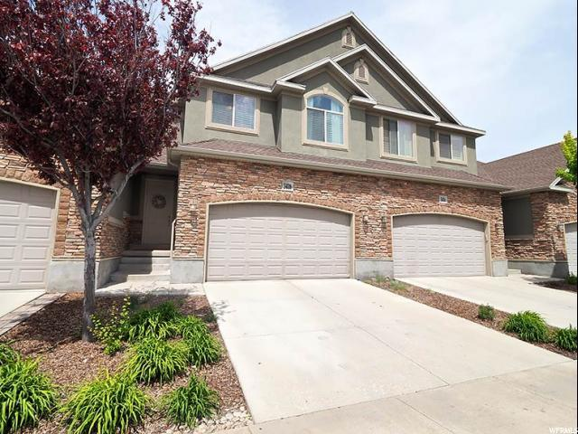 3418 W Aprica S, Riverton, UT 84065 (#1601922) :: Exit Realty Success