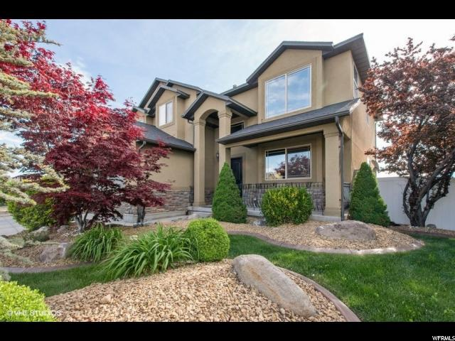 7159 S Sorrento Way, West Jordan, UT 84081 (#1601937) :: Action Team Realty