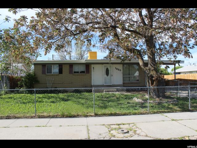 1825 W 3300 S, West Valley City, UT 84119 (#1601938) :: Action Team Realty
