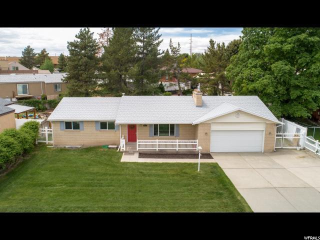 2631 W Kamas Dr S, Taylorsville, UT 84129 (#1601948) :: Action Team Realty
