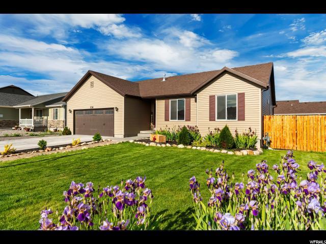 236 S Ranch Rd, Grantsville, UT 84029 (#1601964) :: Action Team Realty