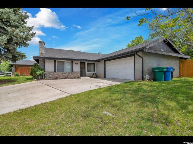 206 N 210 W, Orem, UT 84057 (#1601970) :: Big Key Real Estate