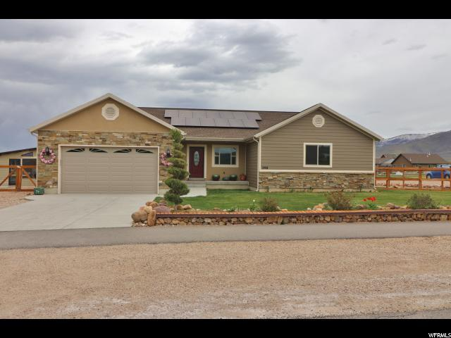 398 River Bluffs Dr, Francis, UT 84036 (MLS #1601988) :: High Country Properties