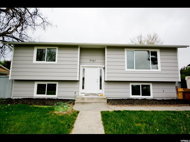 7161 W Tenway S, West Valley City, UT 84128 (#1602032) :: Action Team Realty