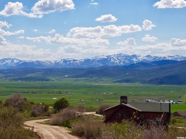 55 Splendor Valley Rd, Kamas, UT 84036 (MLS #1602041) :: High Country Properties