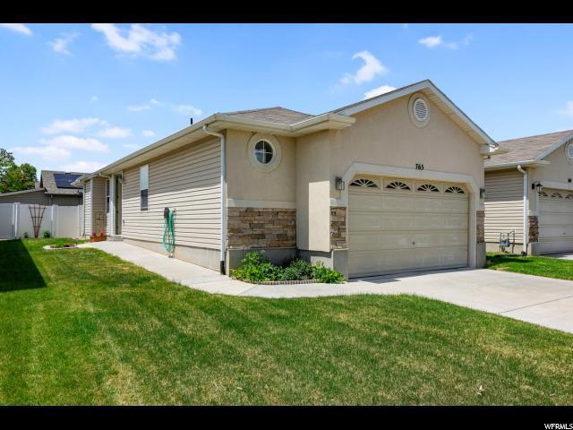 765 N Bradford Dr W, North Salt Lake, UT 84054 (#1602052) :: Keller Williams Legacy