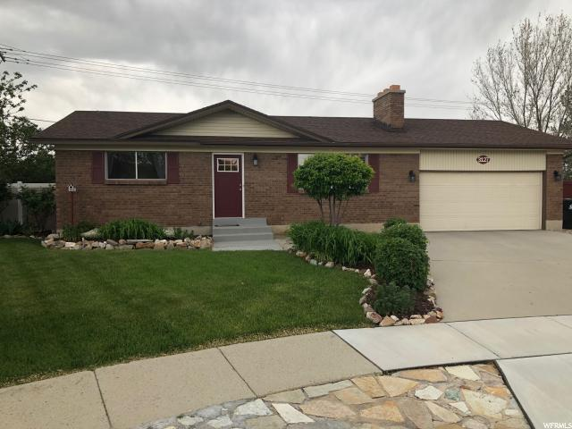 3127 Don Salvador Ave, Taylorsville, UT 84129 (#1602055) :: Exit Realty Success