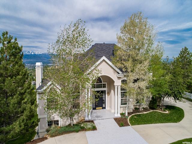 12064 S Bear Hills Dr, Draper, UT 84020 (#1602057) :: Big Key Real Estate