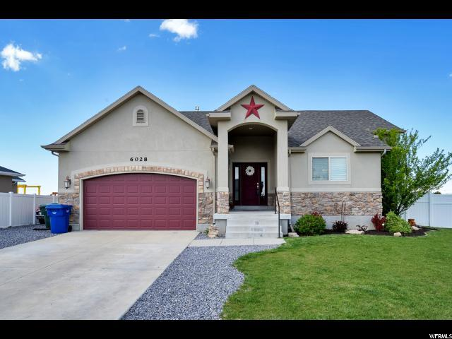 6028 W Altamira Dr, West Valley City, UT 84118 (#1602072) :: Action Team Realty