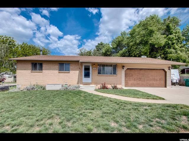 740 W 450 N, Clearfield, UT 84015 (#1602095) :: Colemere Realty Associates