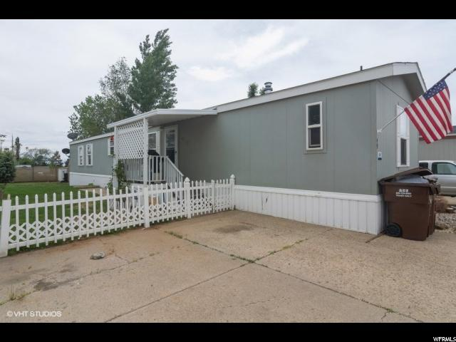 1209 W 400 N #49, Clearfield, UT 84015 (#1602098) :: Action Team Realty