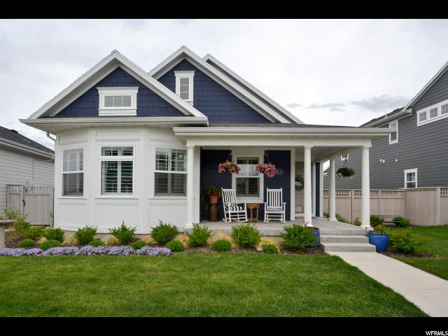 10523 S Redknife W, South Jordan, UT 84009 (#1602114) :: Action Team Realty