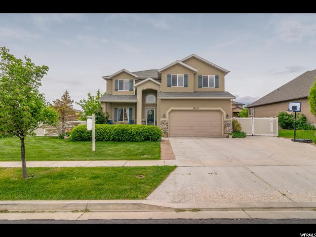923 W Prairie Dog Way, Saratoga Springs, UT 84045 (#1602116) :: goBE Realty