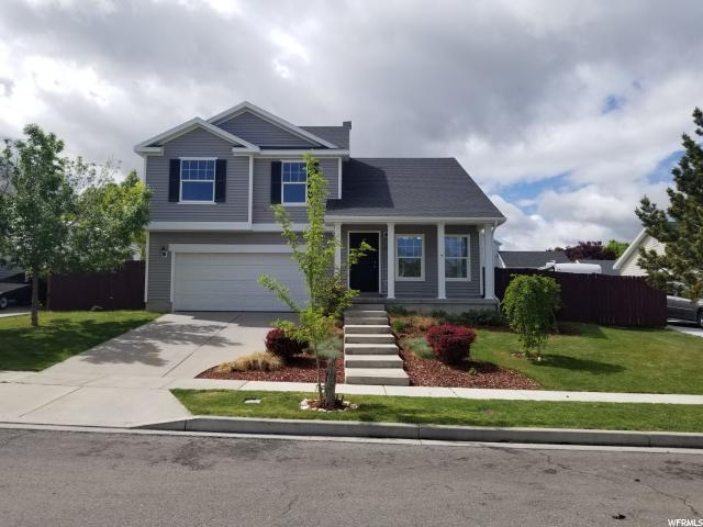 113 W 1530 N, Tooele, UT 84074 (#1602143) :: Action Team Realty