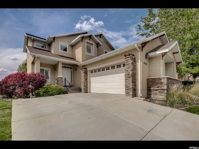 4046 N Rivermist Ln, Lehi, UT 84043 (#1602145) :: Exit Realty Success