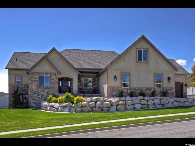 14809 S Alden View Cir W, Herriman, UT 84096 (#1602148) :: Big Key Real Estate
