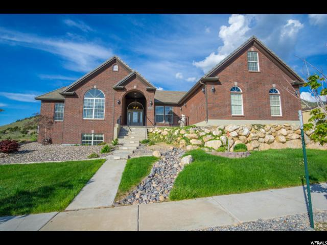 455 E Hillview Dr, Cedar City, UT 84721 (#1602157) :: Red Sign Team