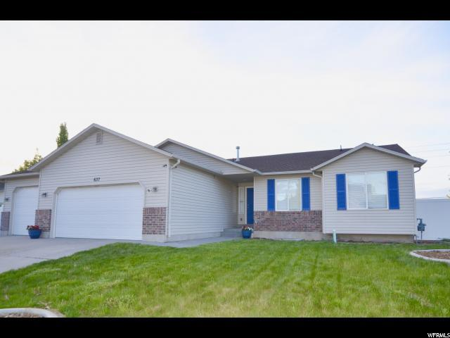 637 E 980 N, Tooele, UT 84074 (#1602163) :: Big Key Real Estate