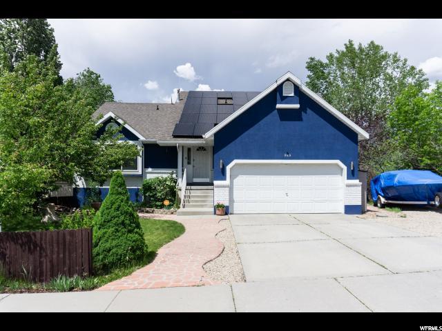 989 E Riparian Dr S, Draper, UT 84020 (#1602189) :: Big Key Real Estate