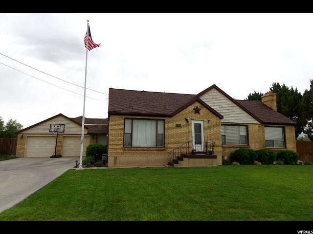 4924 W 5500 S, Hooper, UT 84315 (#1602190) :: Doxey Real Estate Group