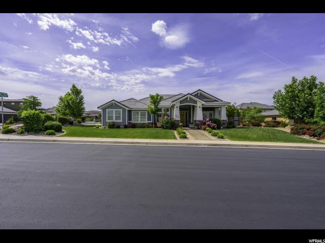 2318 E 3350 St S, St. George, UT 84790 (#1602192) :: Bustos Real Estate | Keller Williams Utah Realtors