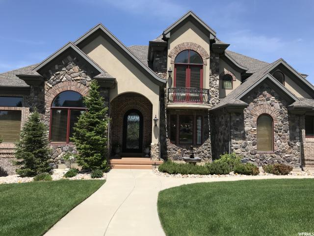 12 Snow Forest Ln S, Sandy, UT 84092 (#1602208) :: Action Team Realty
