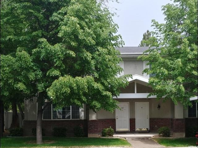 7628 S Redwood Rd W #9, West Jordan, UT 84084 (#1602217) :: Colemere Realty Associates