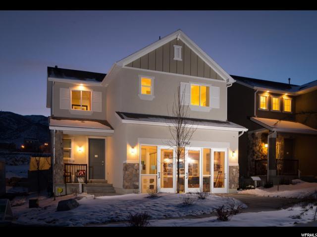 2967 S Willow Creek Dr #2407, Saratoga Springs, UT 84045 (#1602261) :: Keller Williams Legacy