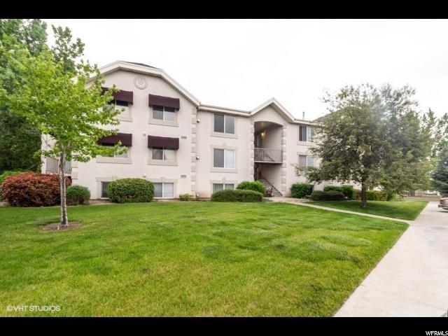 283 S 1050 W #89, Provo, UT 84601 (#1602277) :: Big Key Real Estate