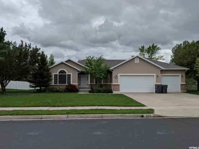 6341 W 10890 N, Highland, UT 84003 (#1602281) :: Big Key Real Estate