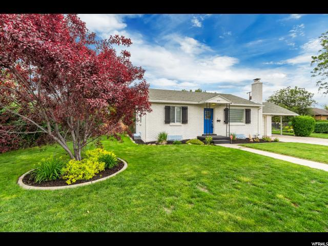 459 E Wendell Way S, Salt Lake City, UT 84115 (#1602320) :: Exit Realty Success