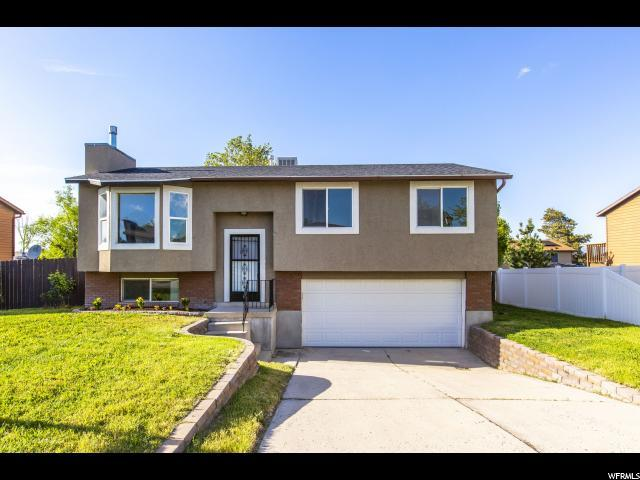 3910 W Burgess Rd S, Taylorsville, UT 84118 (#1602328) :: Exit Realty Success