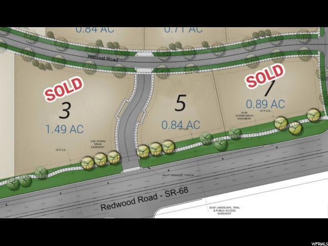 2156 N Hillcrest Dr, Saratoga Springs, UT 84045 (#1602338) :: Big Key Real Estate