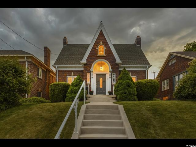 475 N B St E, Salt Lake City, UT 84103 (#1602357) :: Action Team Realty