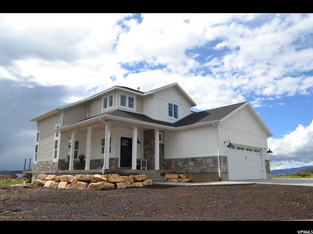 3116 Rock View Dr, Francis, UT 84036 (#1602365) :: Action Team Realty